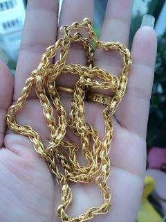 武安黄金手镯回收什么价?武安回收黄金项链多少钱一克?