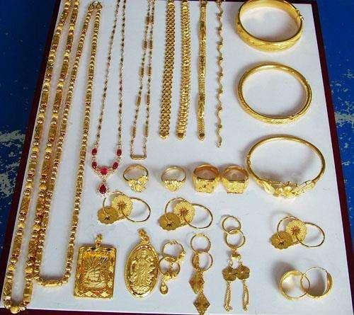 邯郸市回收黄金手链多少钱一克邯郸市黄金回收店在哪里