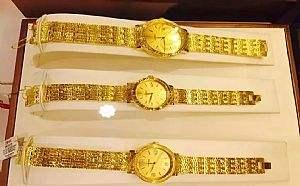 邯郸市黄金手镯回收多少钱一克我老婆的手镯断了想卖掉
